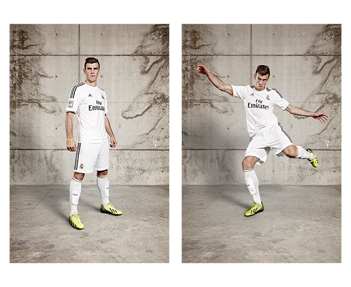Gareth Bale, from my recent shoot at Real Madrid