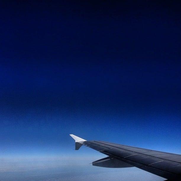 Munich bound   #sky #plane