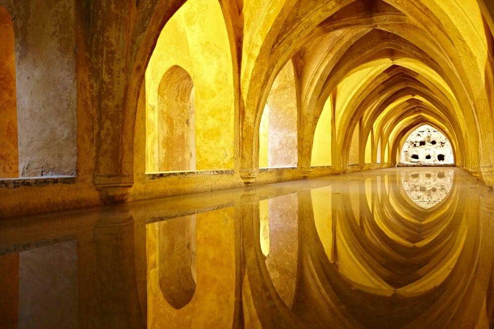 The Royal Palace Seville ( The Real Alcazar)
