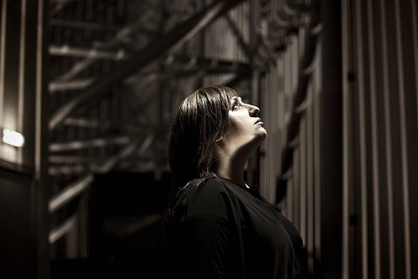 My Portrait of Chava Rosenzweig for Surface magazine
