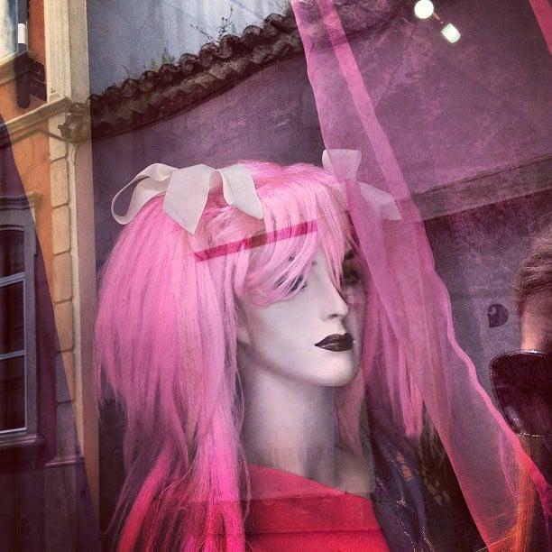 Portugals latest fashion window display