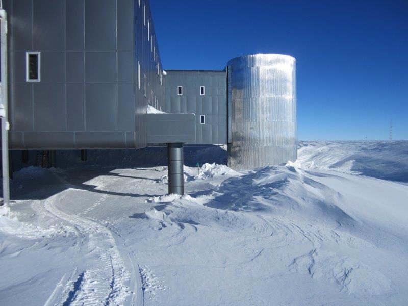 A  mundsen-Scott South Pole Station