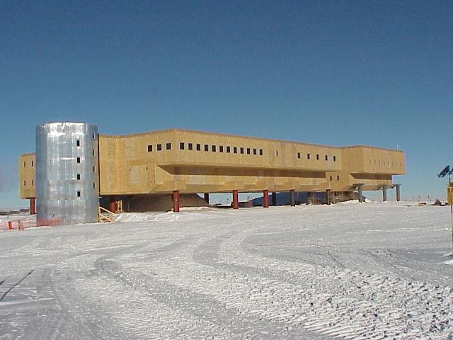 Amundsen-Scott South Pole S  tation