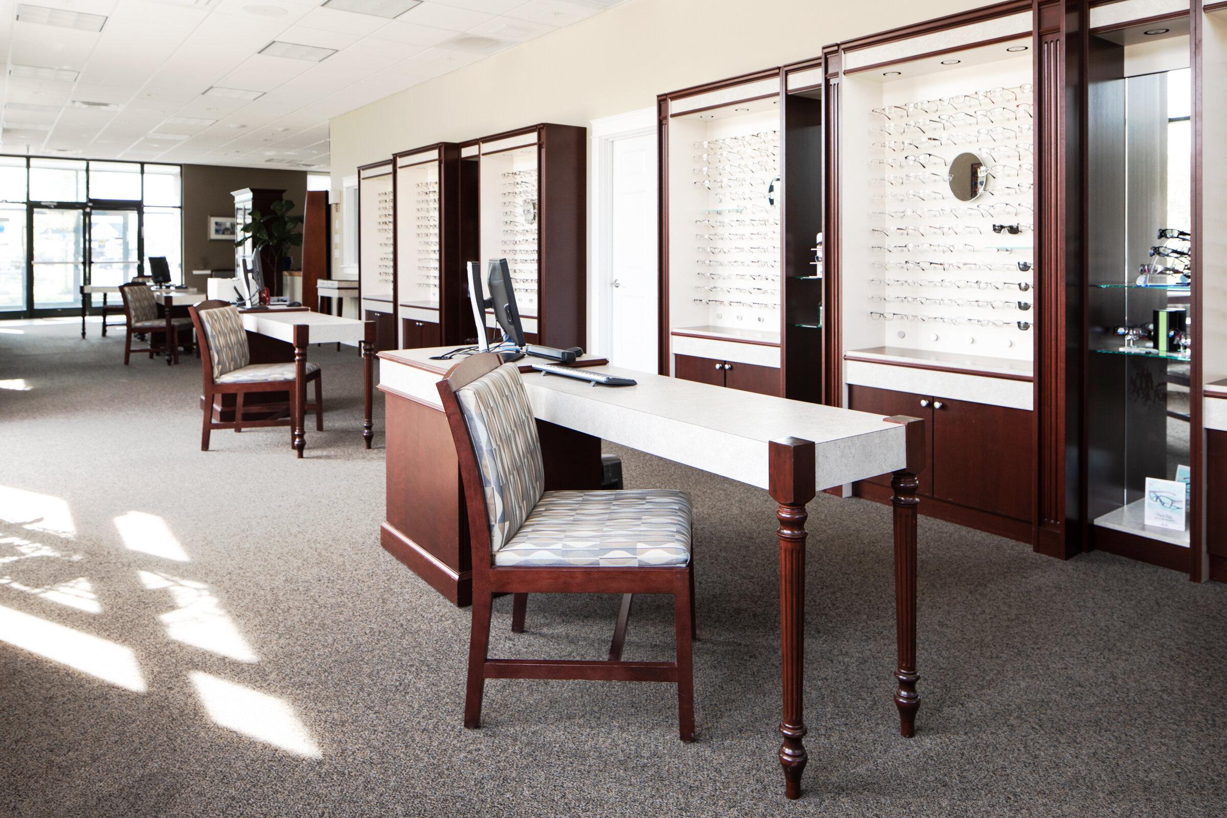 2 Associated EyeCare Optical Shop Kennebunk Office © Heidi Kirn Photography 452954.jpg