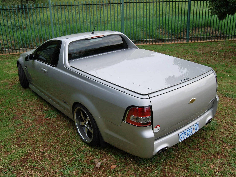 Rigidek Laderaumabdeckung - Chevrolet Lumina UTE SS 101.jpg