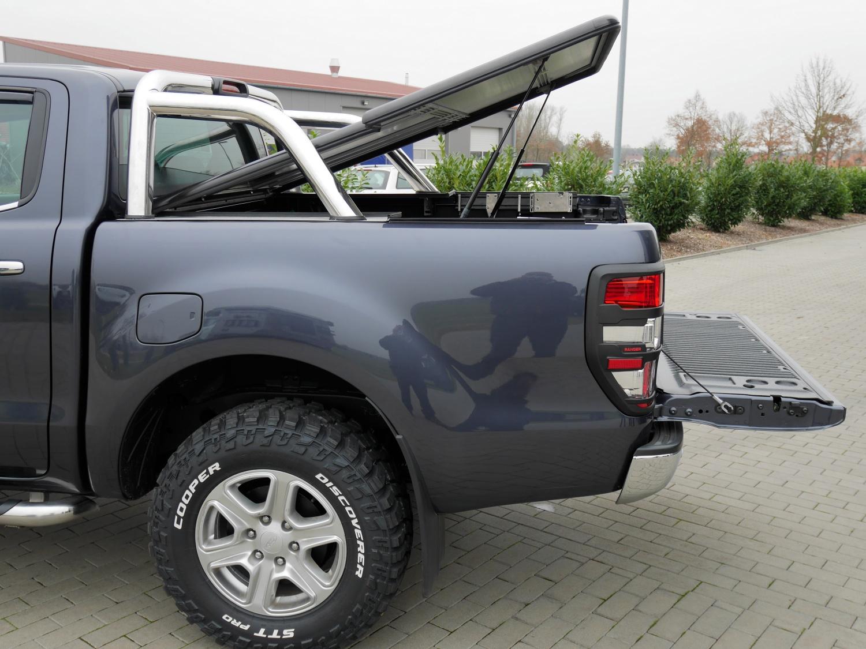 Rigidek Laderaumabdeckung - Ford Ranger 2012 Double Cab Limited 1094.JPG