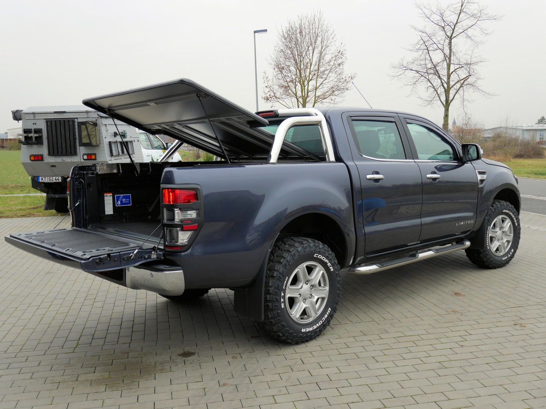 Rigidek Laderaumabdeckung - Ford Ranger 2012 Double Cab Limited 1099.JPG