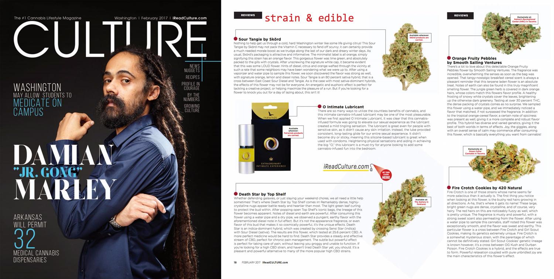 Culture Magazine, February 2017