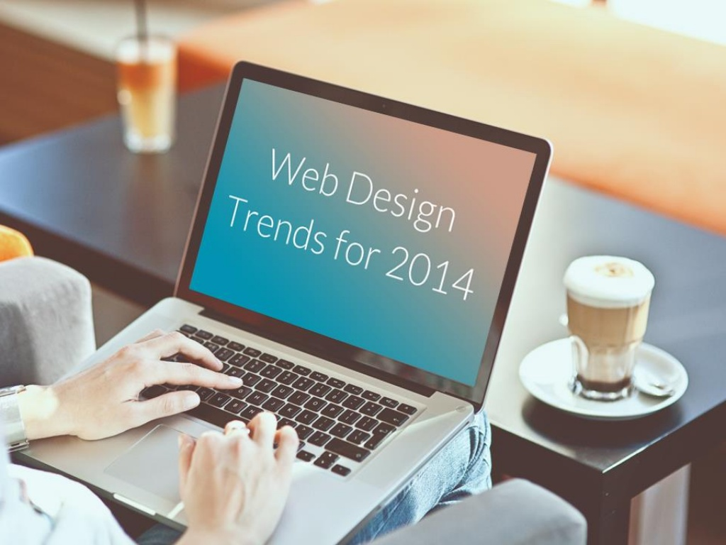 Web Design Trends for 2014   Accrinet Corporation,  slideshare.net    New ideas for web design are emerg­ing every day. Dis­cov­er some of the most pop­u­lar trends we see emerg­ing in 2014.