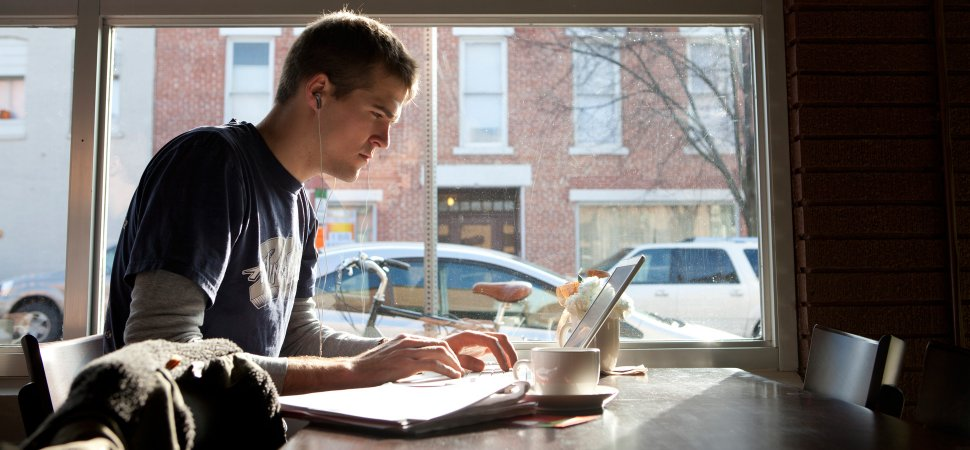 6 Unconventional Ways to Be More Productive   BY John Brandon,  inc.com    Need a boost? Check out these suggestions to get out of your rut and get more done.  I'm a little obsessed with my productivity. As a writer, I'm constantly trying to tweak my routine and squeak out a bit more work in a shorter period …