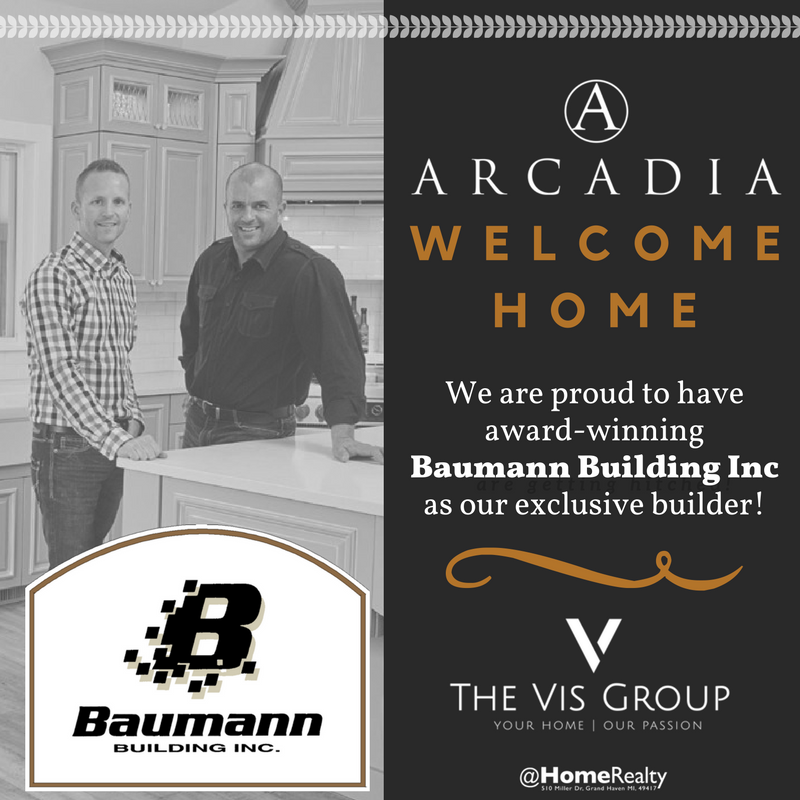 Brad VanderZwaag & Mike Baumann of Baumann Building Inc.