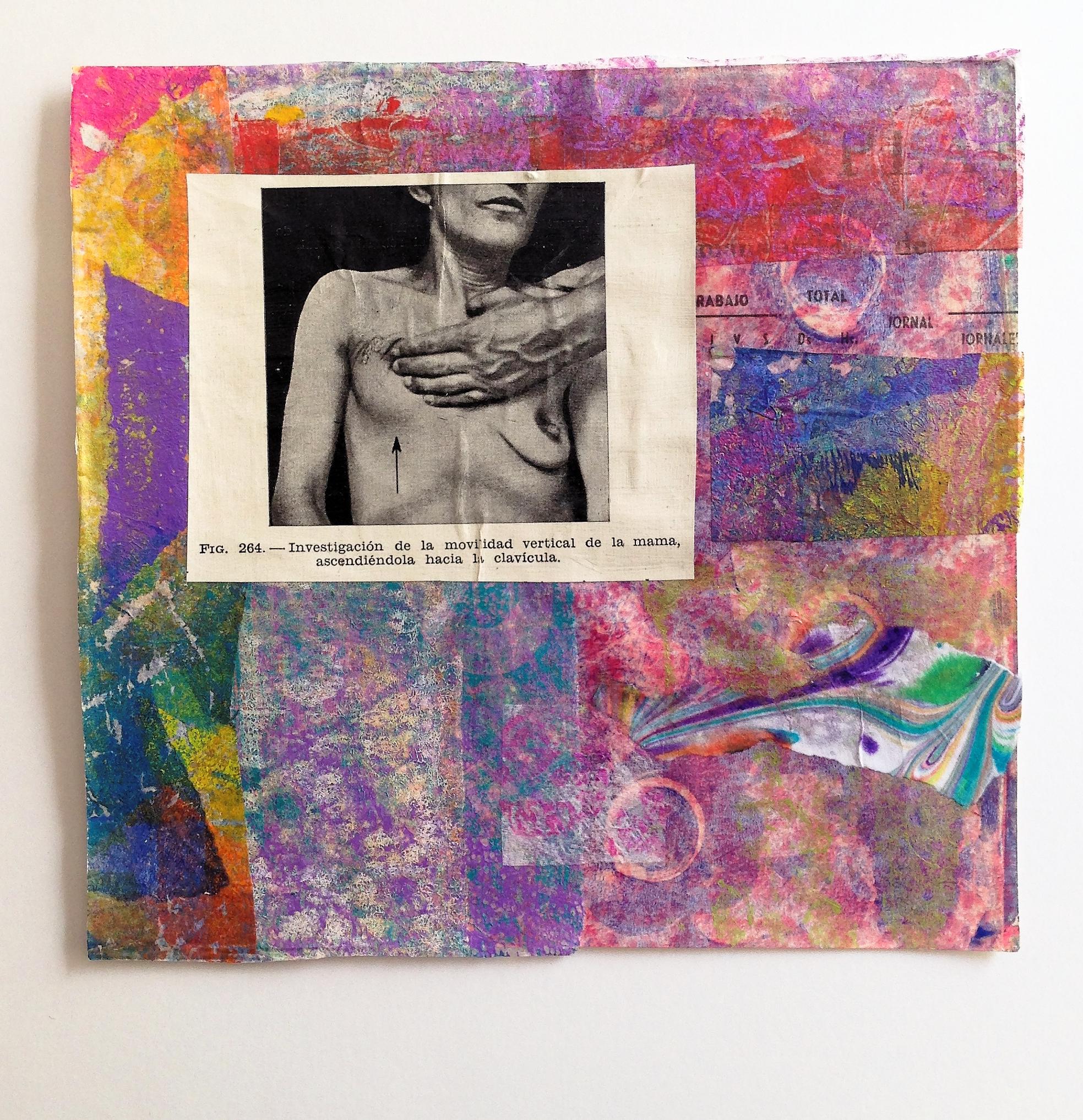 Prodding Collage I