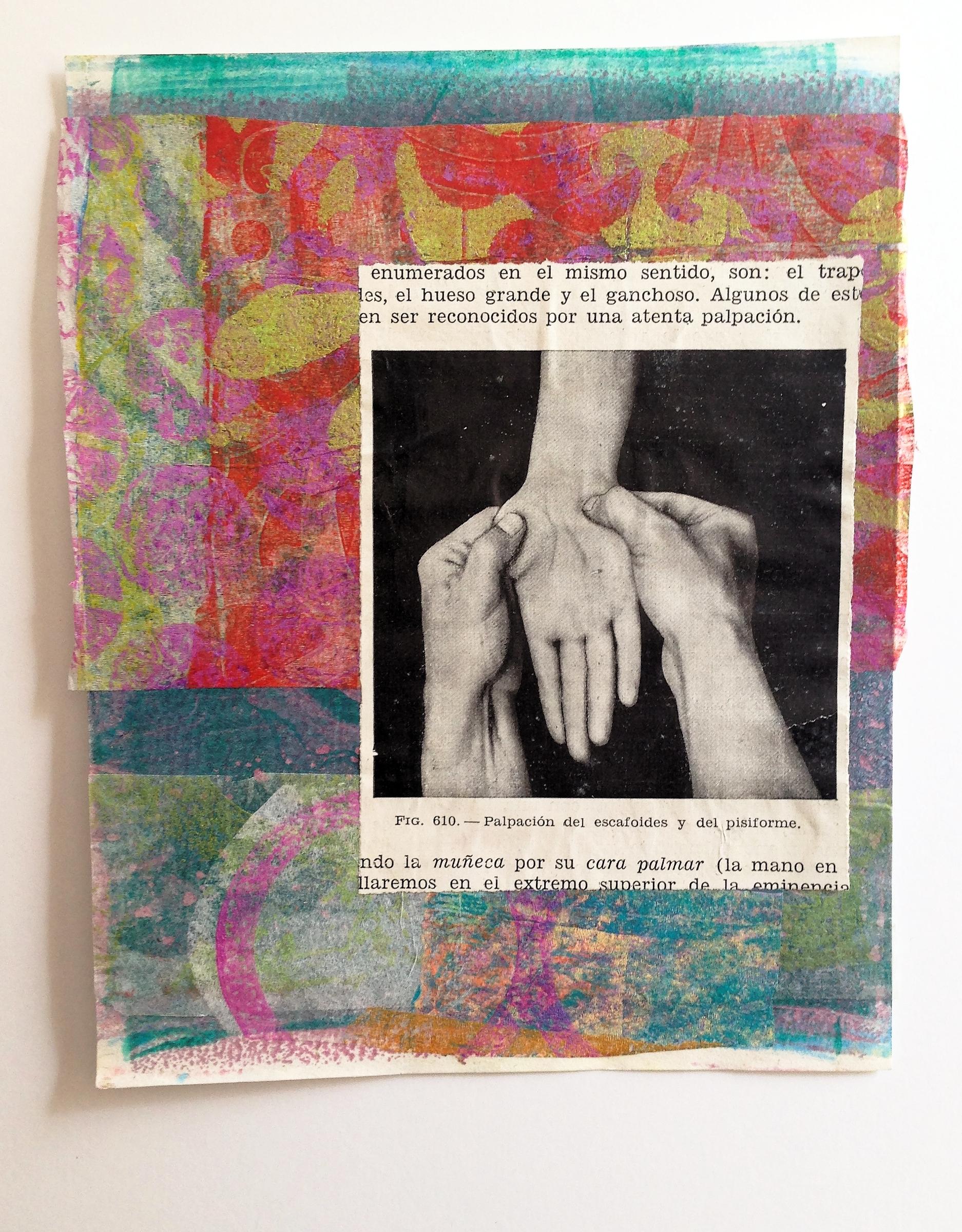 Prodding Collage IX