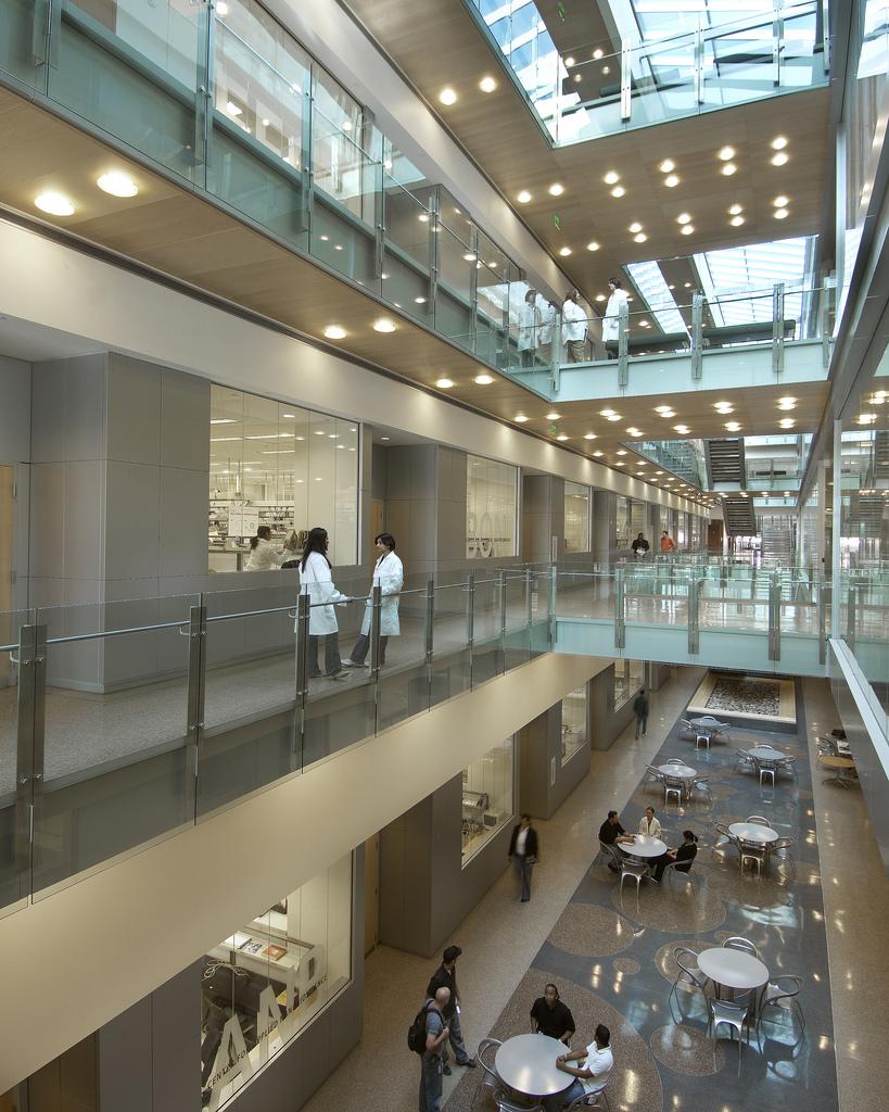 Arizona State University, Biodesign Laboratory, LEED-NC Platinum