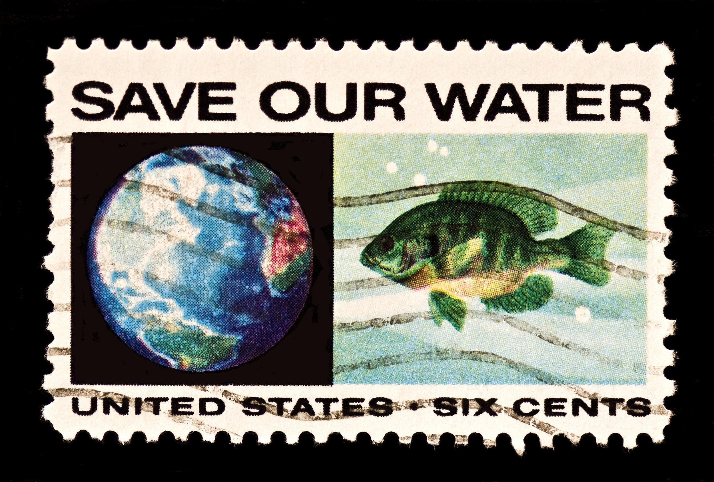 Yes, in 1970 first-class postage was only 6 cents! Editorial credit: / Shutterstock.com