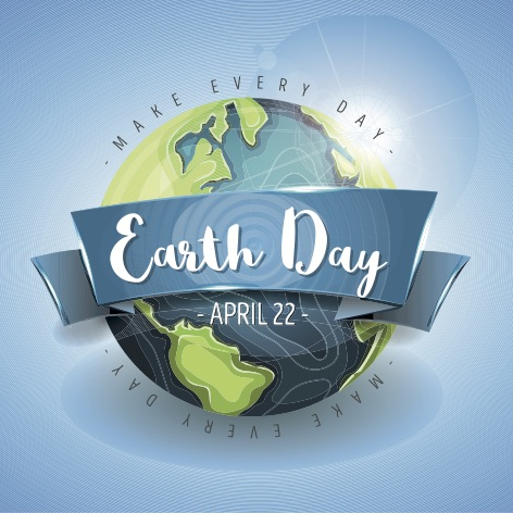 Earth Day shouldn't be just one day a year - Make Every Day Earth Day!