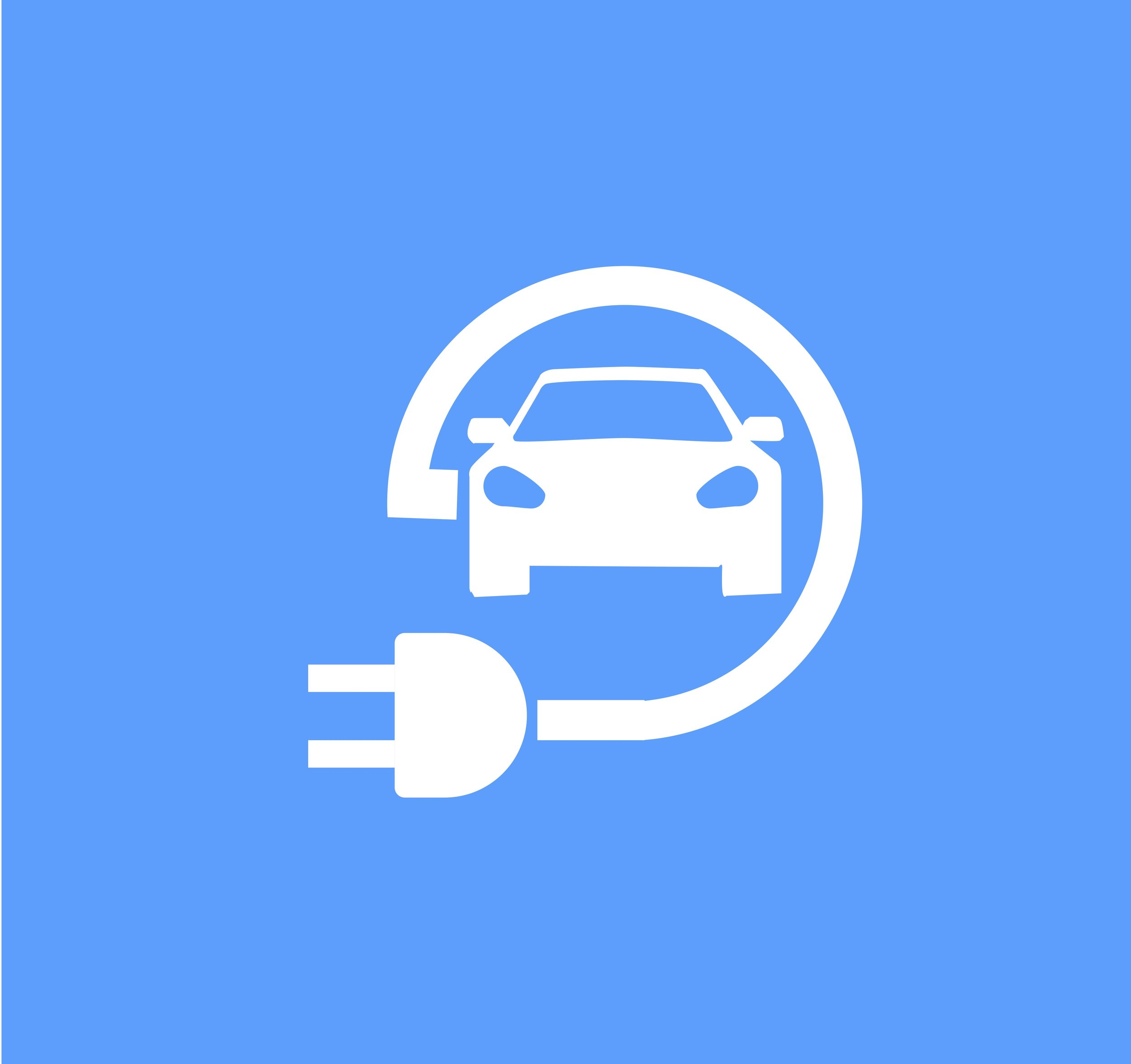 Charge your EV here! Credit: Shutterstock.com