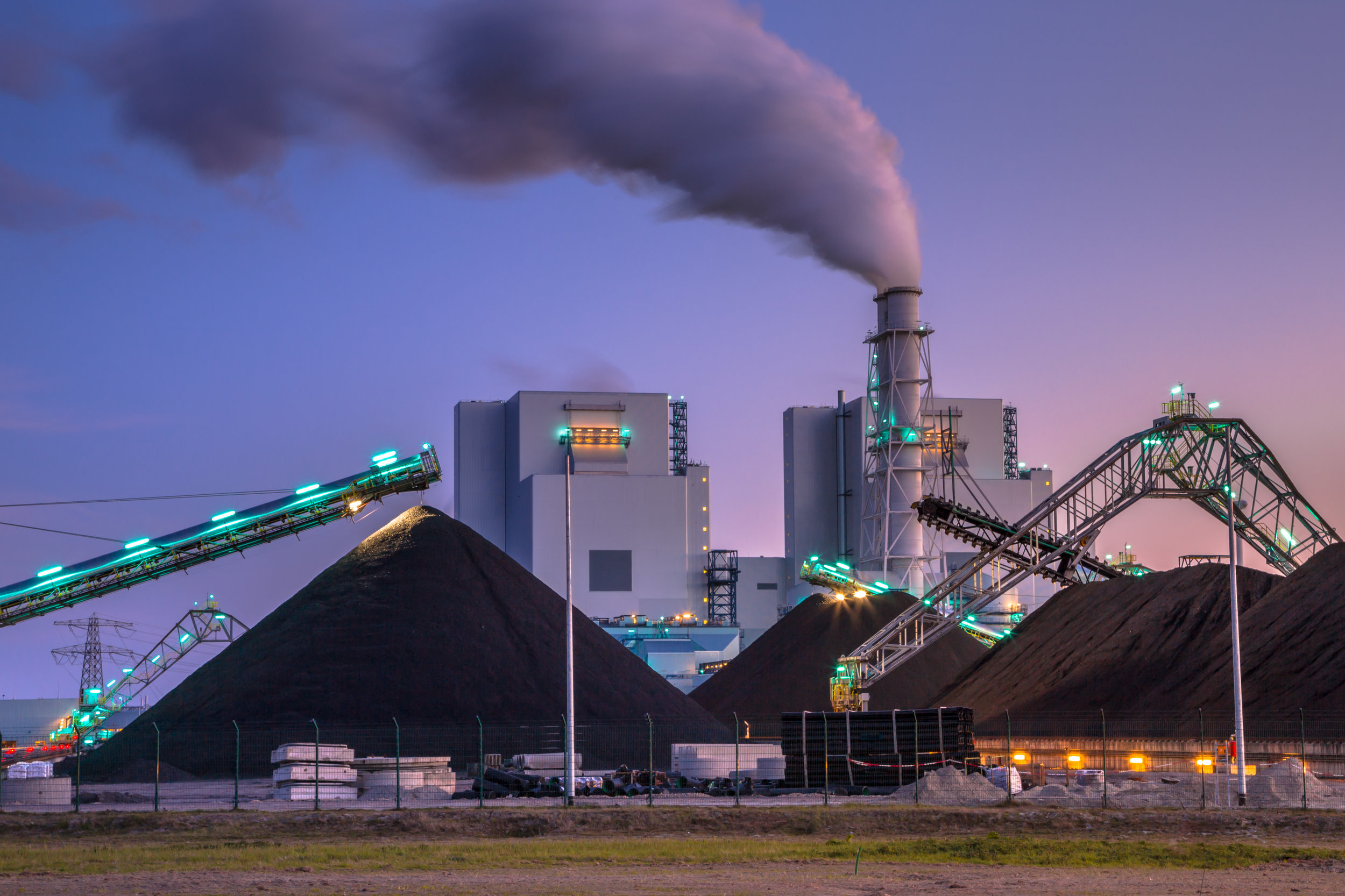"""It's easy to say """"no more coal power plants,"""" but we have to be committed to financing and building the alternatives at the same scale and pace AND to compensate the losers like coal miners and coal-dependent communities."""