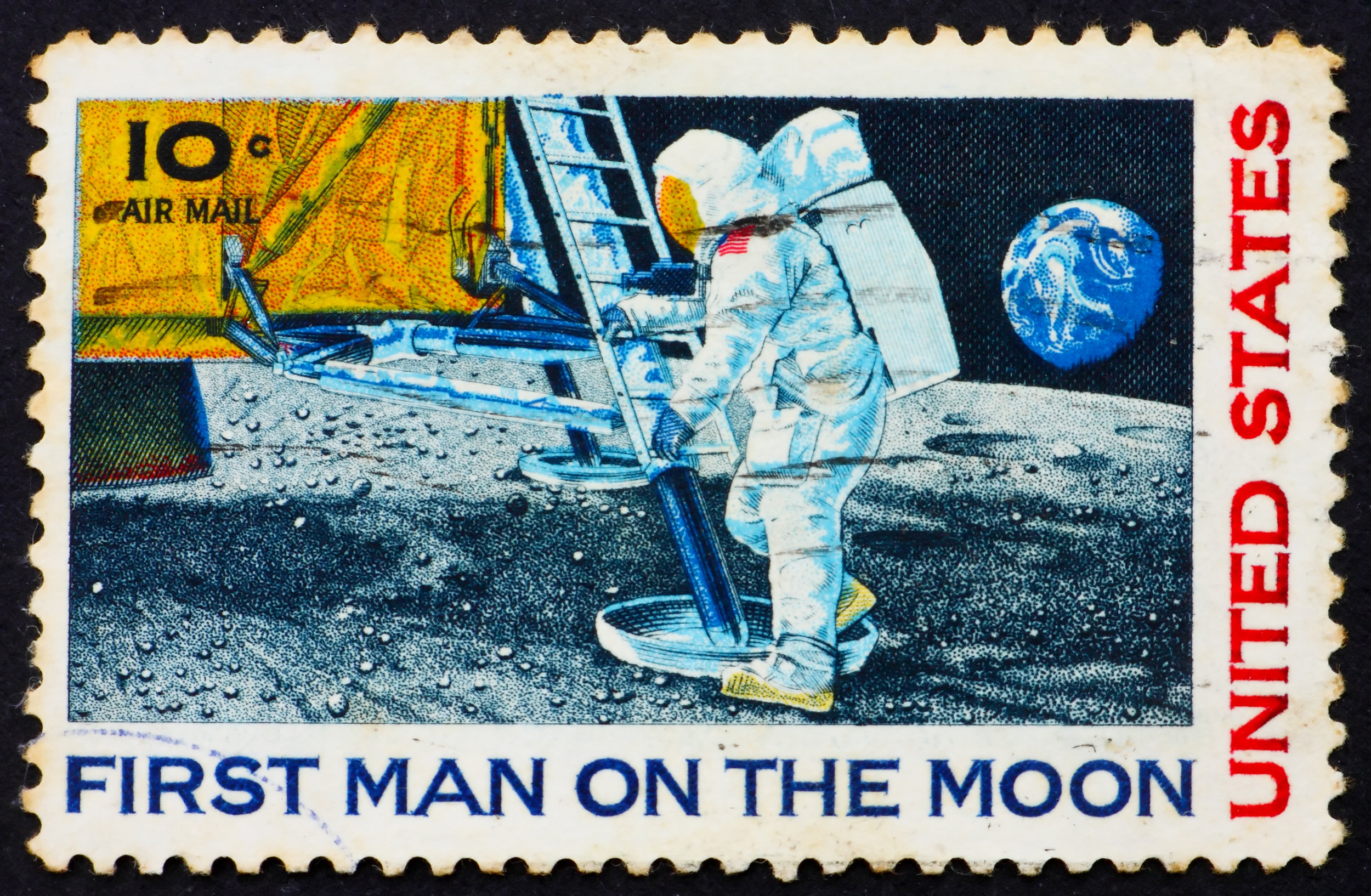 Getting to the moon required us to INVENT our way there. The physics didn't change, but technology evolved rapidly to deal with many diverse, interrelated problems.