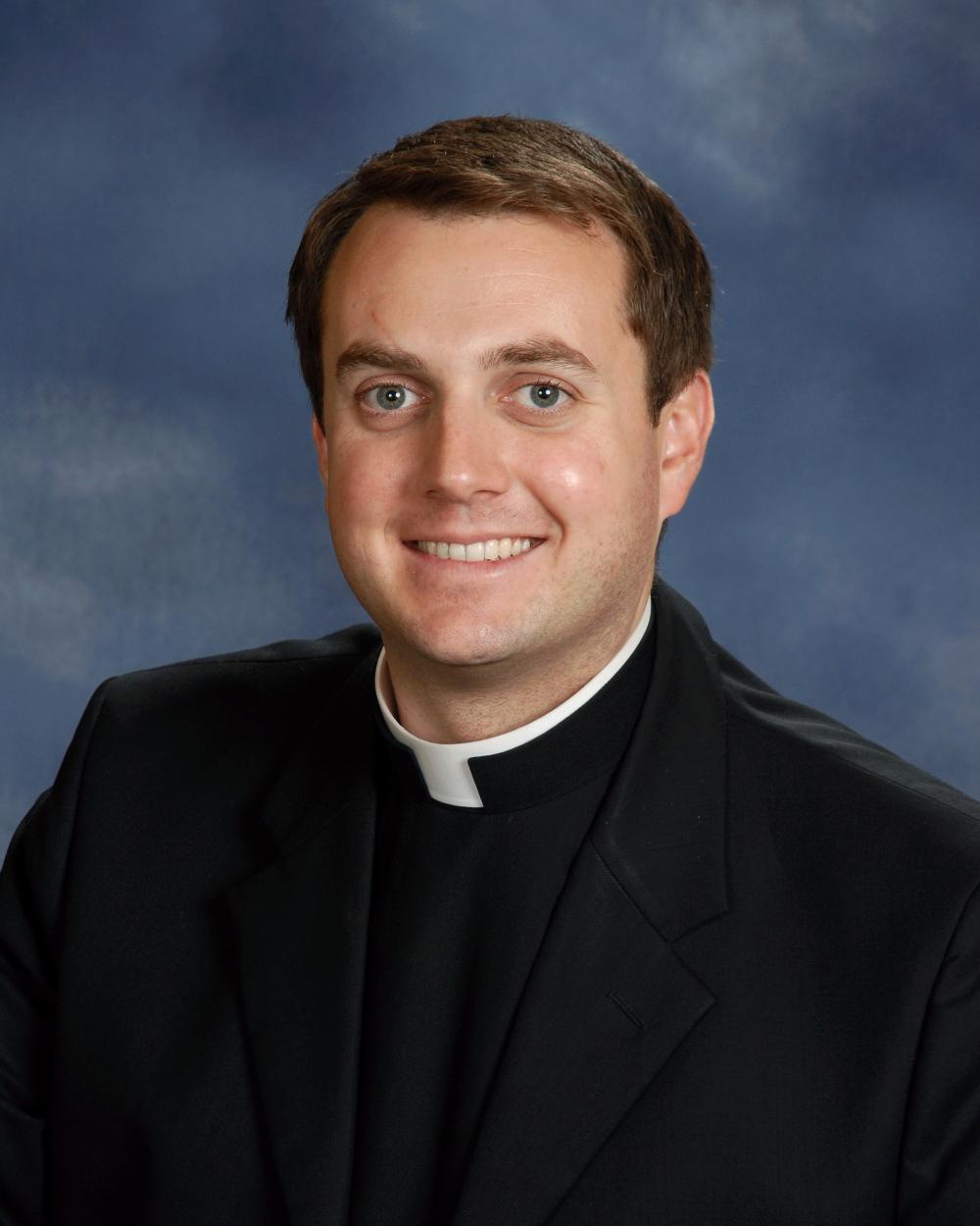 Pastor, Fr. Sean Prince