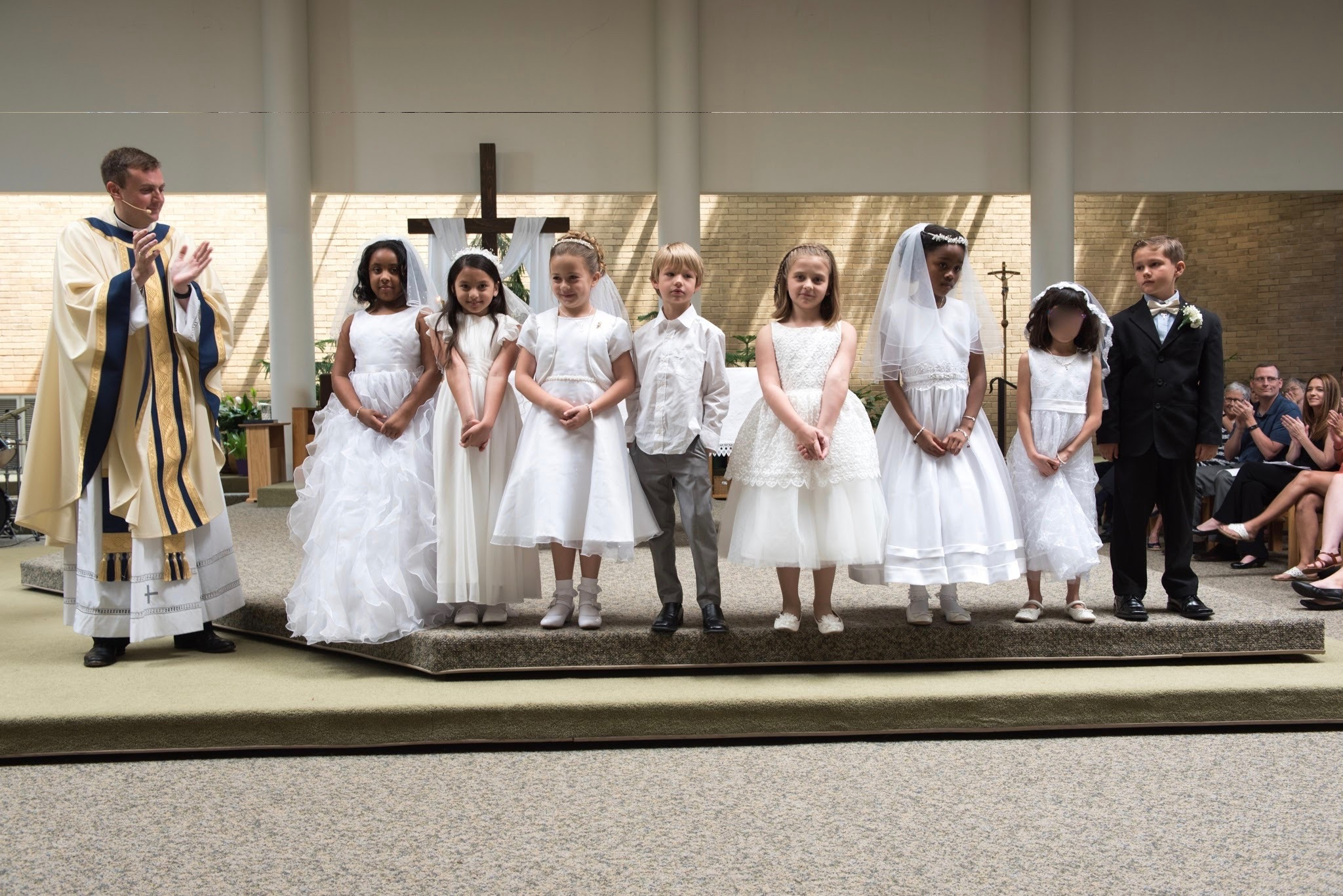 First Communion - April 30, 2017
