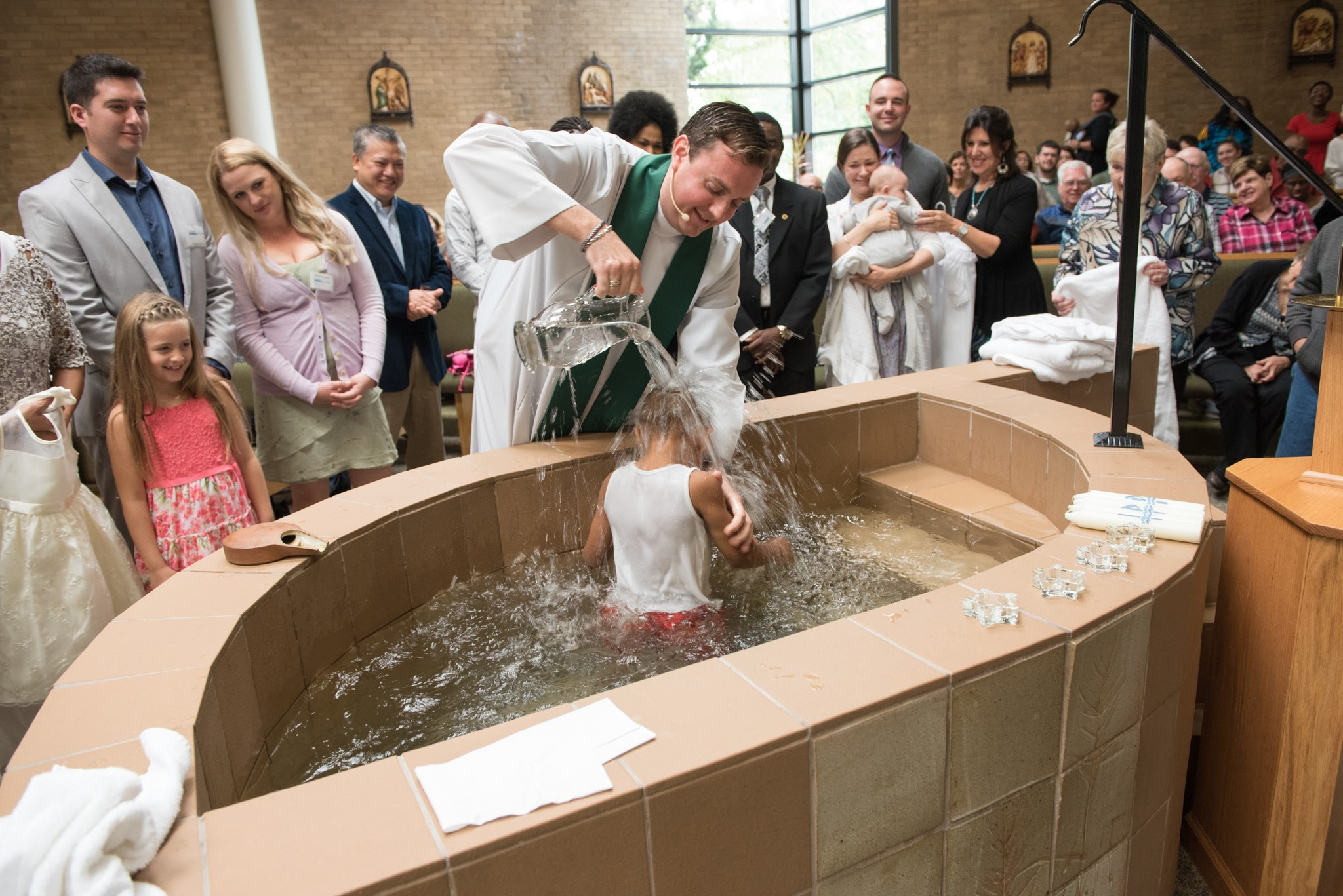 Baptisms - October 29, 2017 -