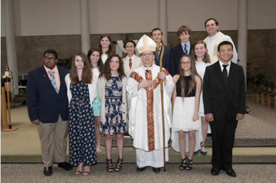 Confirmation 2018 - April 29, 2018