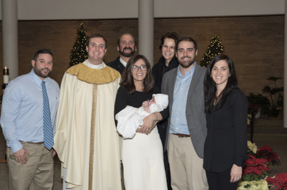 Baptisms January 2018 - January 6&7, 2018