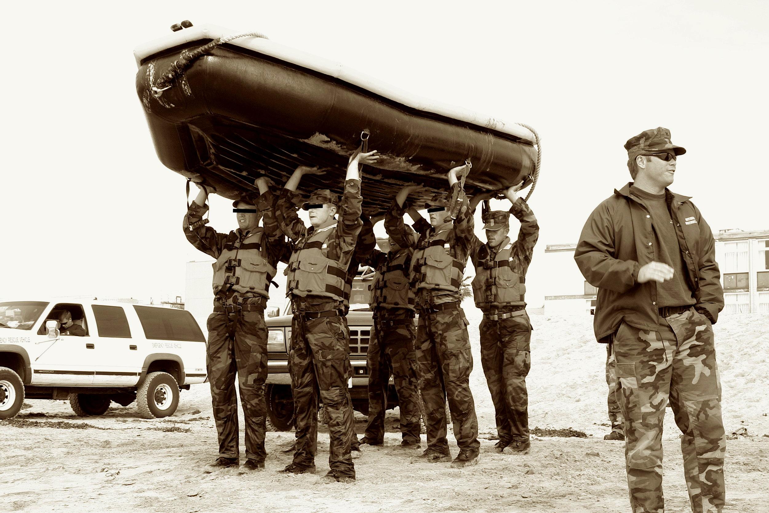 U.S Navy SEAL Hell Week