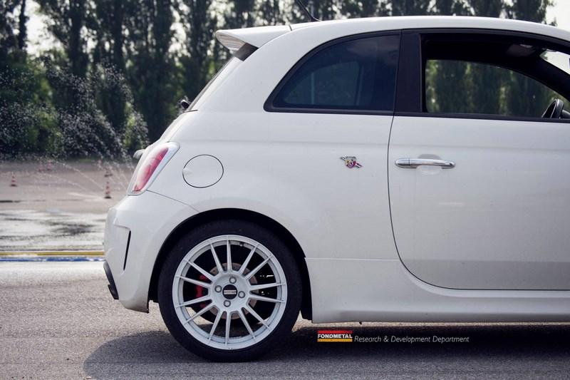 Fiat Fondmetal 9rr Wheels