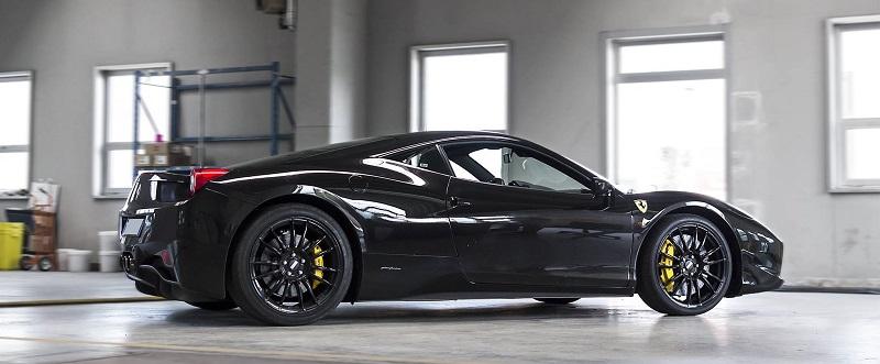 Fondmetal Ferrari 9RR