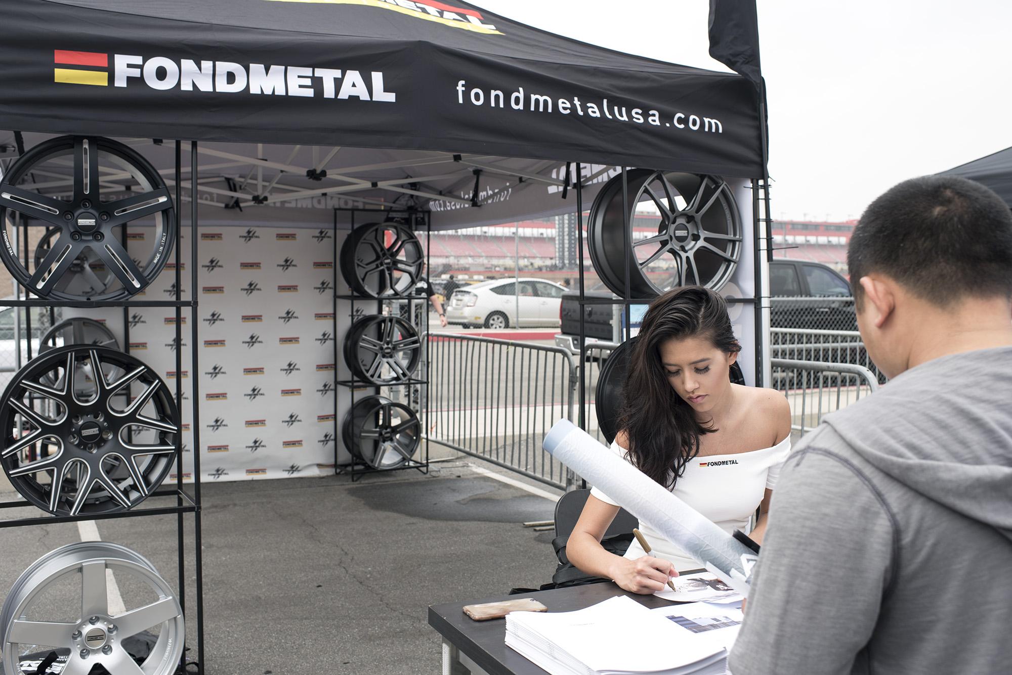 Fondmetal BMW I8 at Bimmerfest 2016