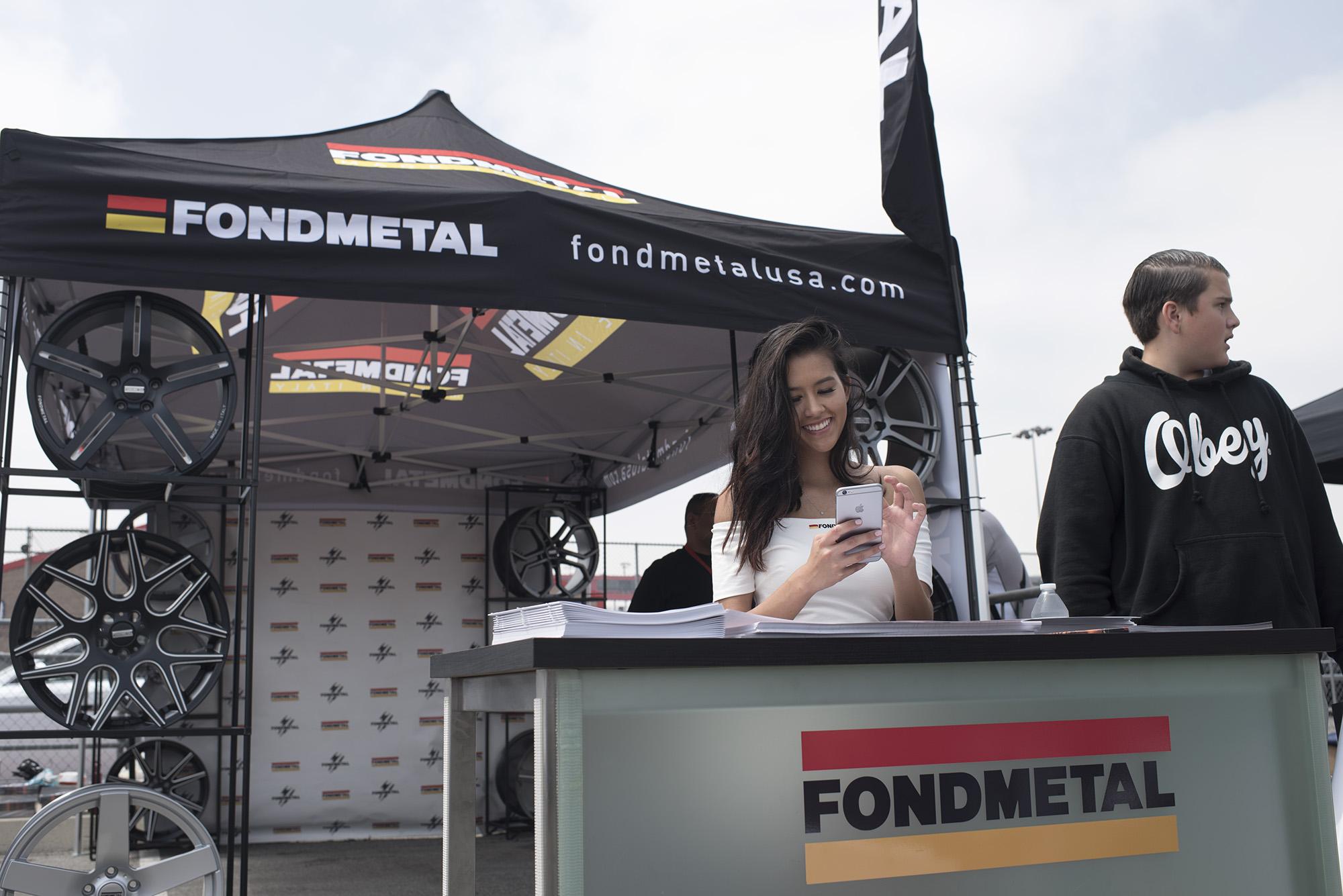 Fondmetal at Bimmerfest 2016