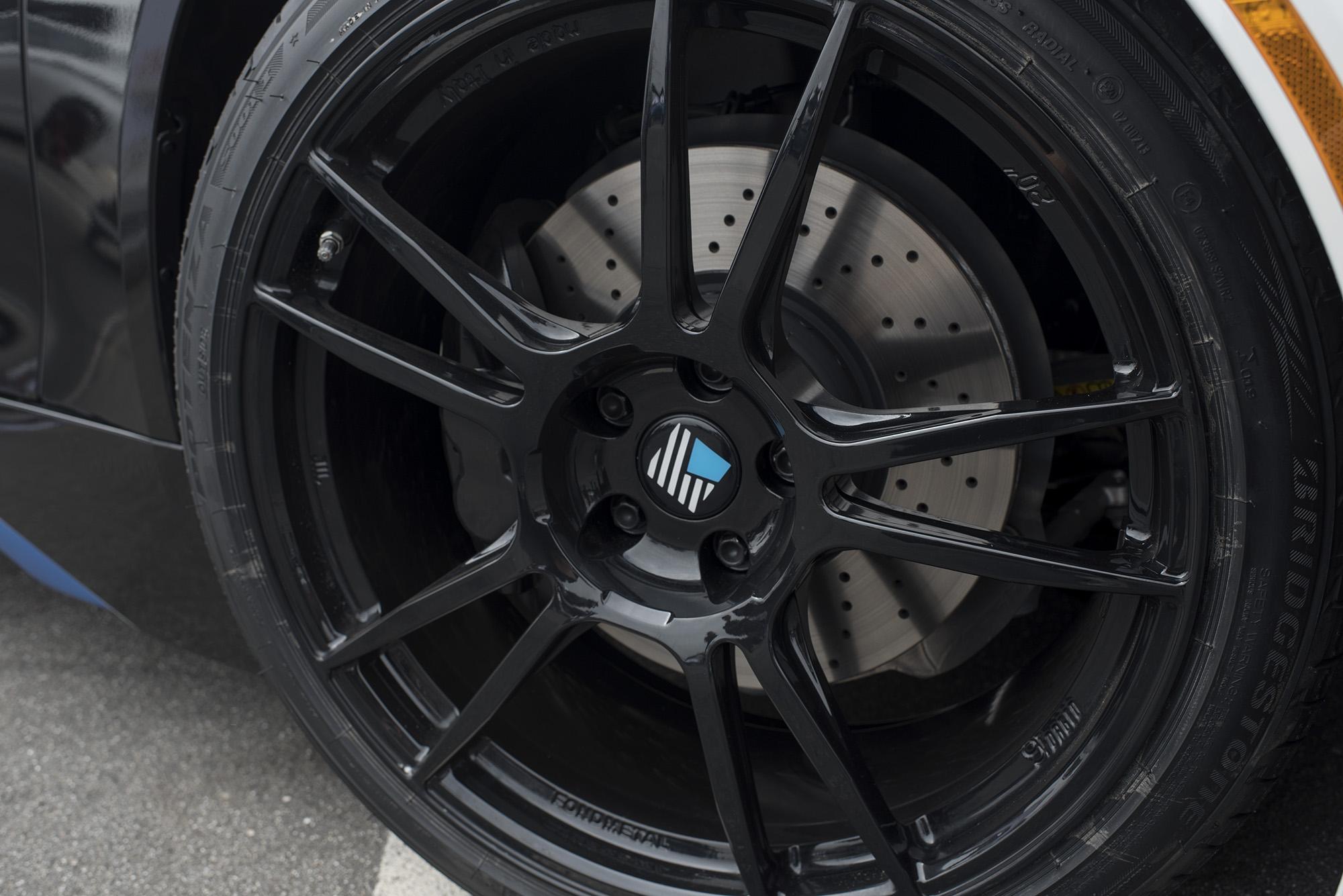 Fondmetal 9F Wheels