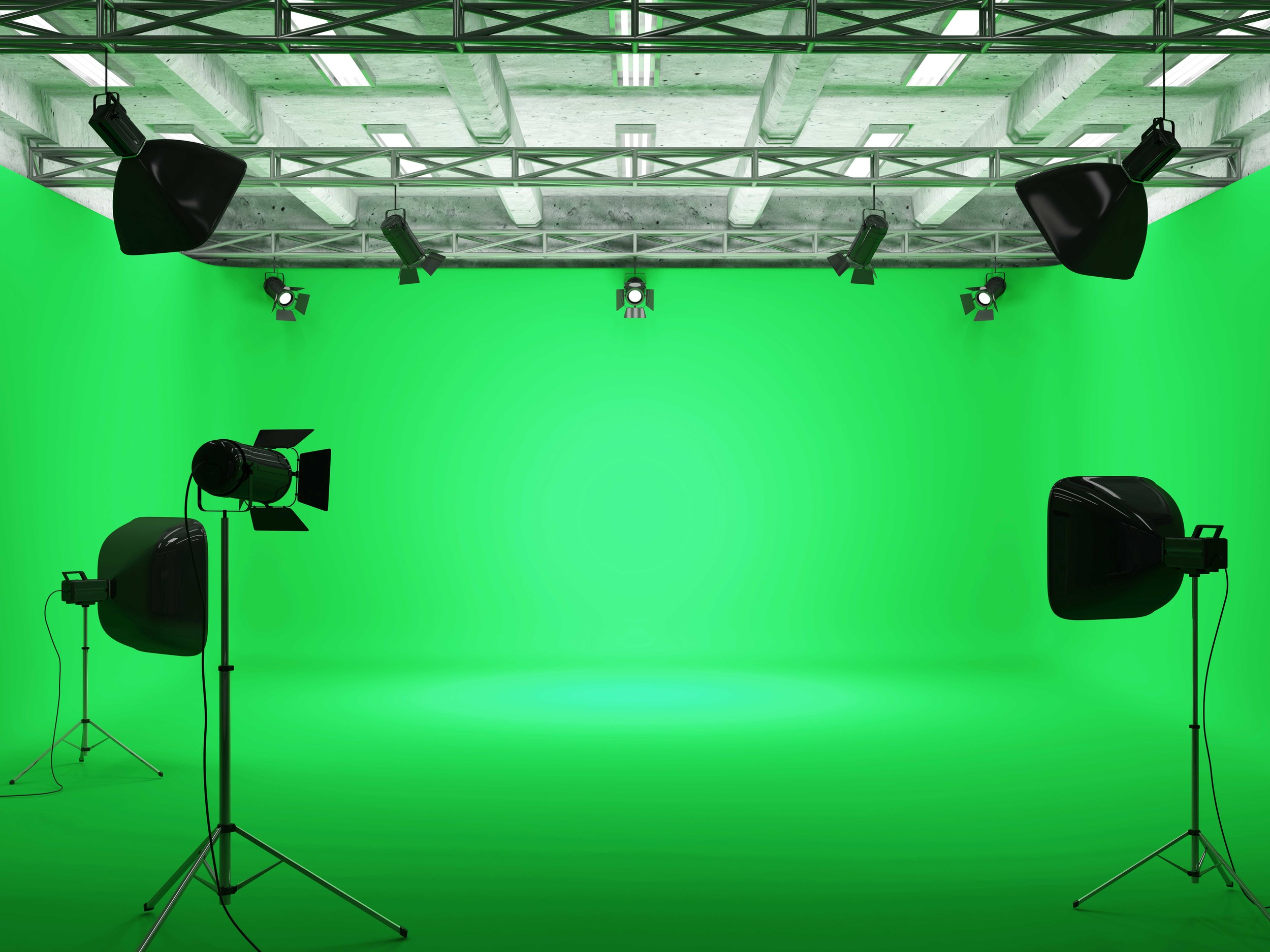 In-Studio Live Videocast Streaming Production