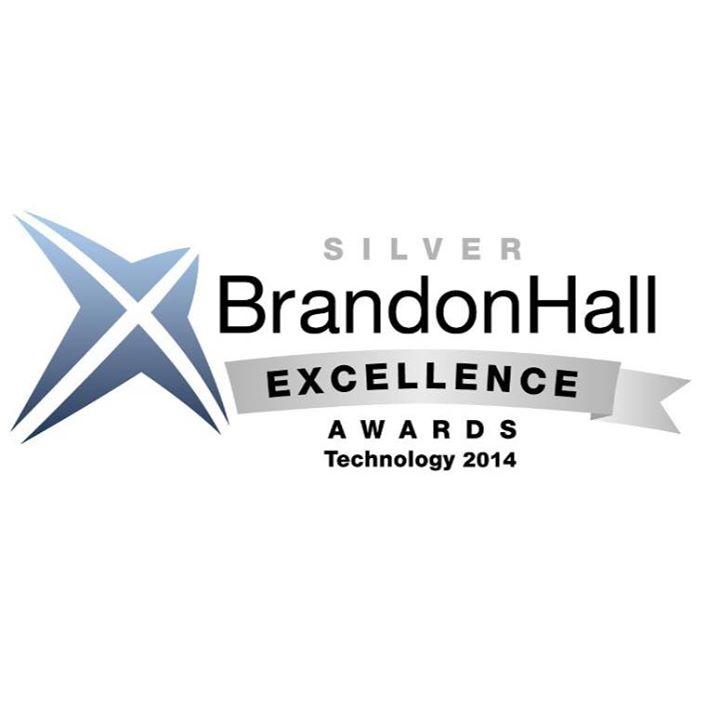 RockerDown and Lenovo achieve a brandon hall silver award for Excellence in technology.