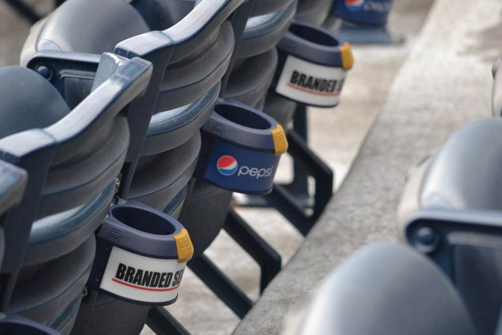 Branded Seats in Sports Business Journal
