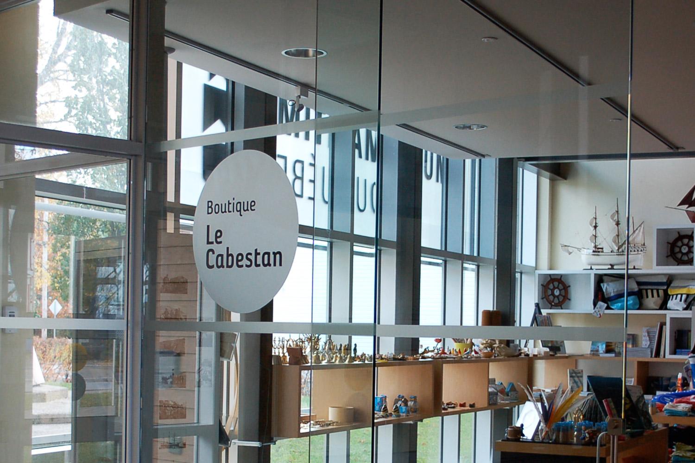 MMQ – Musée maritime du Québec – Identity & Signage by Isabelle Robida – Infrarouge [Design & Culture] – 2007 / 2011 – infrarouge.ca