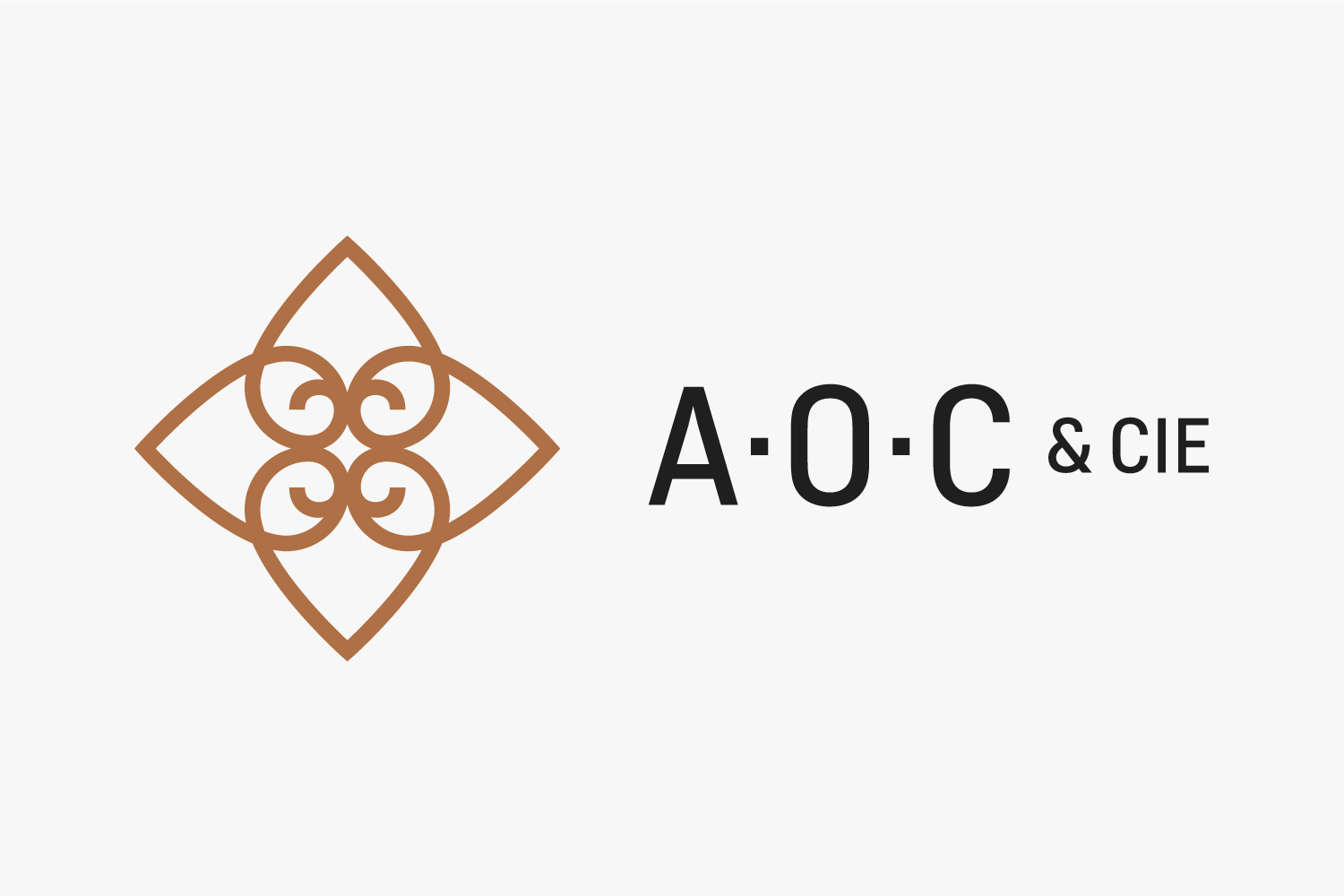 A.O.C. & CIE – Wine Agency – Identity, Web & Typography by Isabelle Robida – Infrarouge [Design & Culture] – 2015 – infrarouge.ca