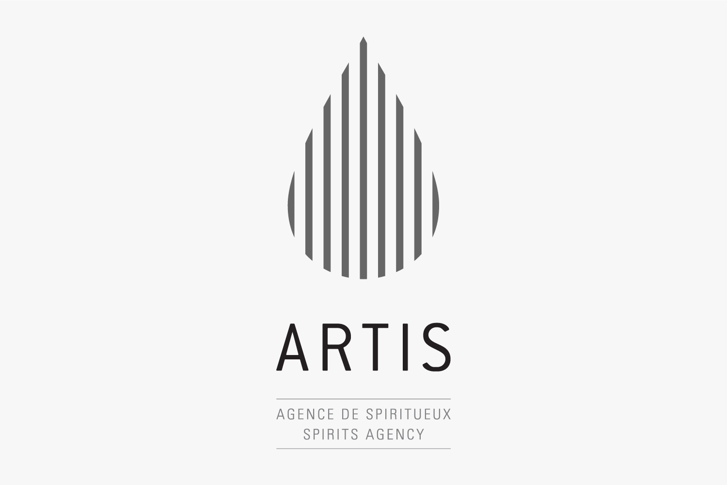 ARTIS – Spirits Agency – Identity, Web & Typography by Isabelle Robida – Infrarouge [Design & Culture] – 2015 – infrarouge.ca