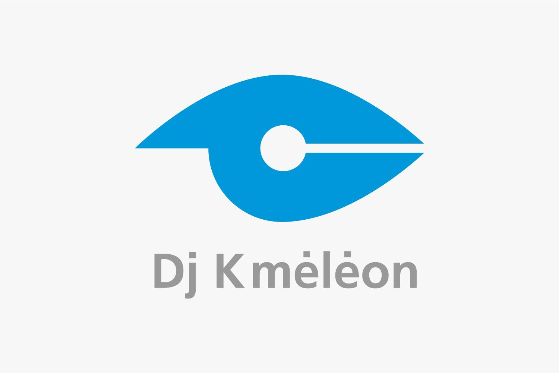 Dj Kméléon - Logo