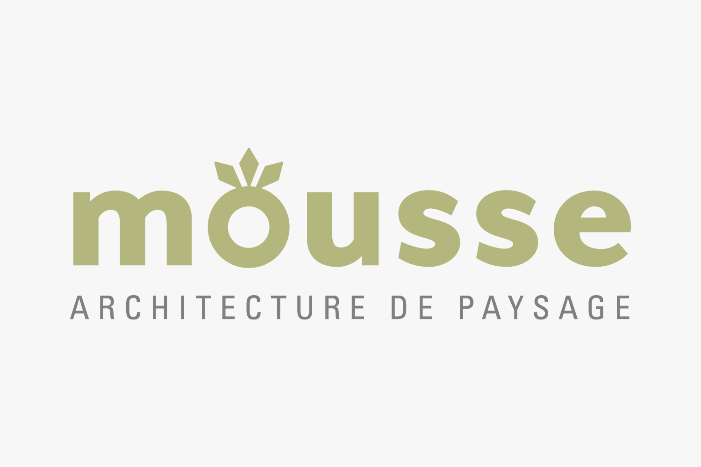 Mousse architecture de paysage - Logo