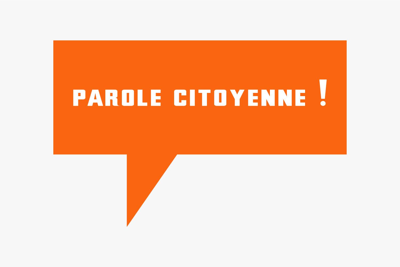 Parole citoyenne [ONF] - Logo