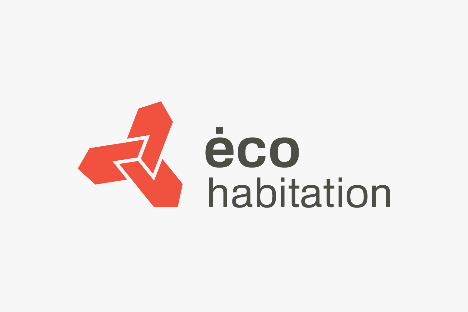Écohabitation - Logo