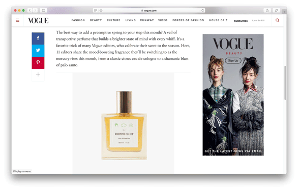 Vogue - 11 Spring Perfumes to Stock Up on Now, According to Vogue Editors