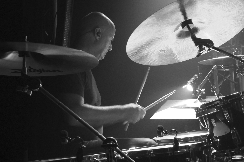 Berni Bovens (NL) - Drums