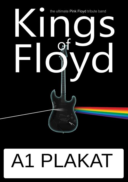 A1 Plakat Kings Of Floyd