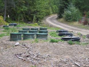 Field audit demonstrating metals adsorption from mine drainage in Idaho