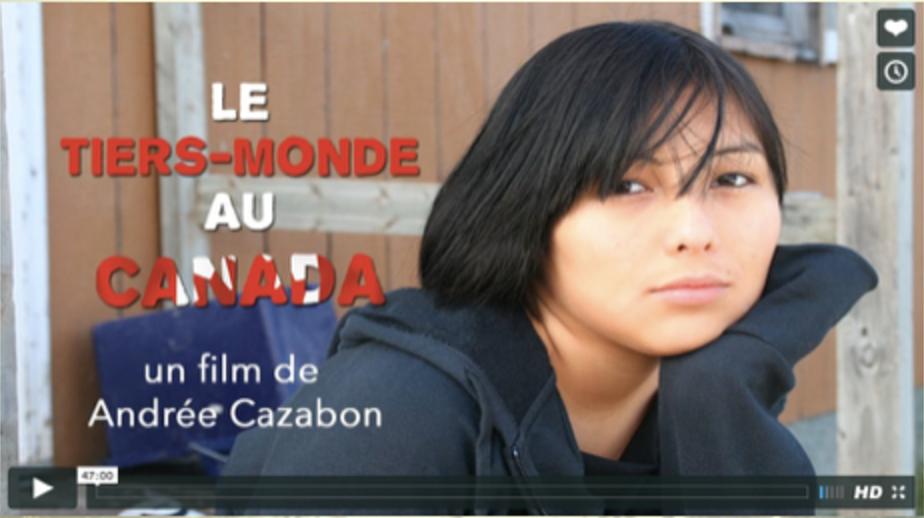 le film tier monde au canada