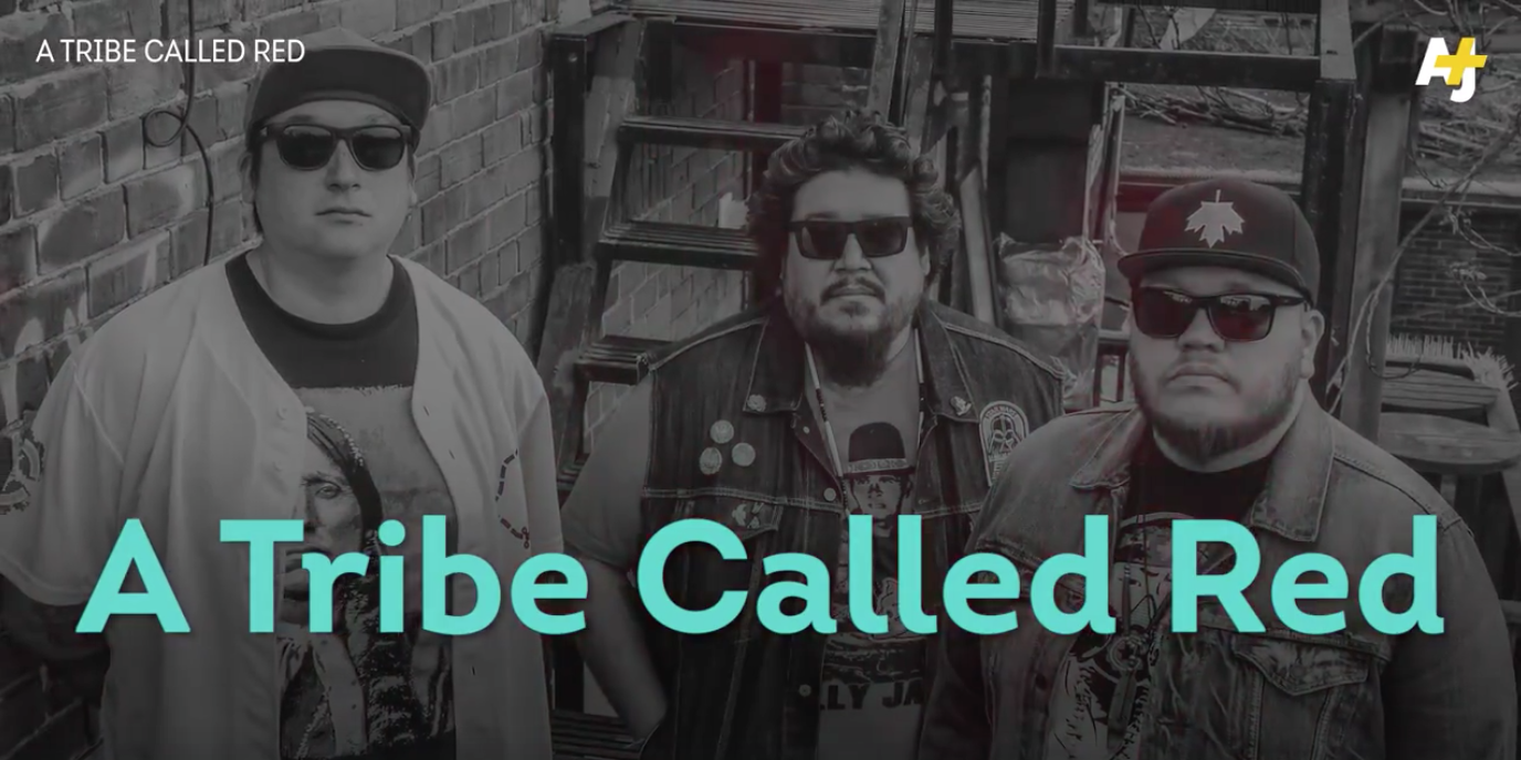 Meet  A  Tribe Called Red   :  The powwow dubstep DJs whose beats are the soundtrack to an indigenous resurgence.